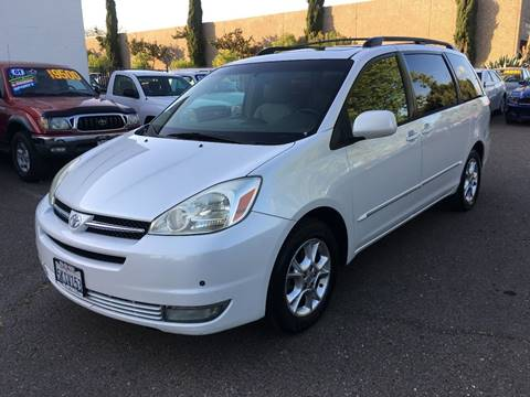 2005 Toyota Sienna for sale at C. H. Auto Sales in Citrus Heights CA