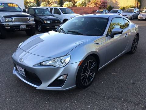 2015 Scion FR-S for sale at C. H. Auto Sales in Citrus Heights CA