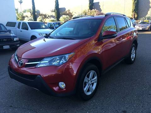 2013 Toyota RAV4 for sale at C. H. Auto Sales in Citrus Heights CA