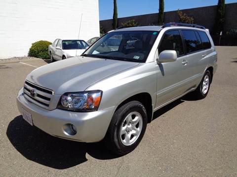 2007 Toyota Highlander for sale at C. H. Auto Sales in Citrus Heights CA