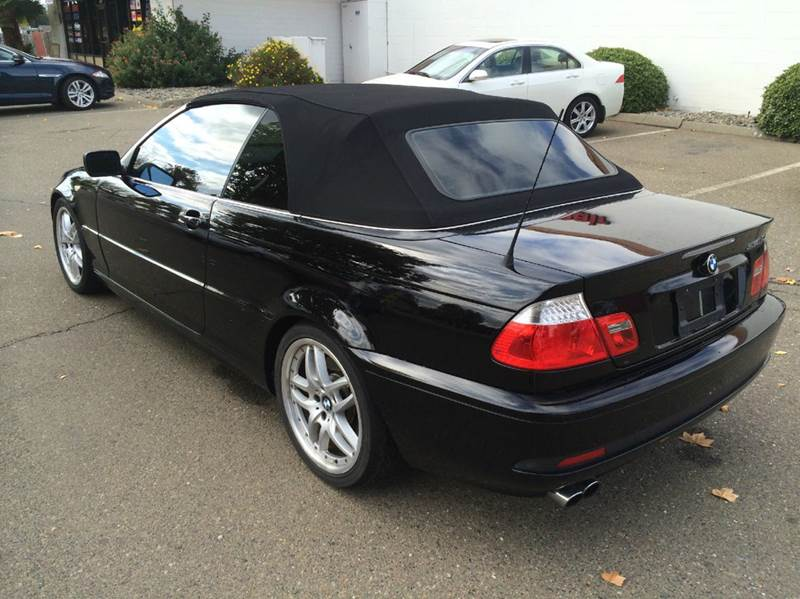 2004 Bmw 3 Series 330Ci 2dr Convertible In Citrus Heights CA - C. H. ...