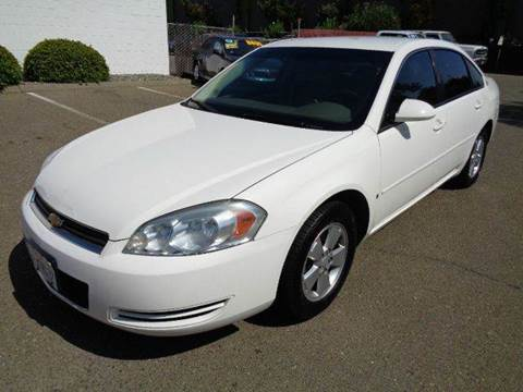 2006 Chevrolet Impala for sale at C. H. Auto Sales in Citrus Heights CA