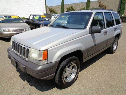 1997 Jeep Grand Cherokee for sale at C. H. Auto Sales in Citrus Heights CA