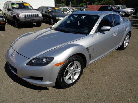 2007 Mazda RX-8 for sale at C. H. Auto Sales in Citrus Heights CA