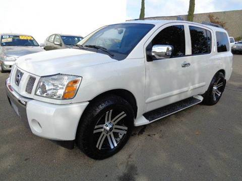2005 Nissan Armada for sale at C. H. Auto Sales in Citrus Heights CA