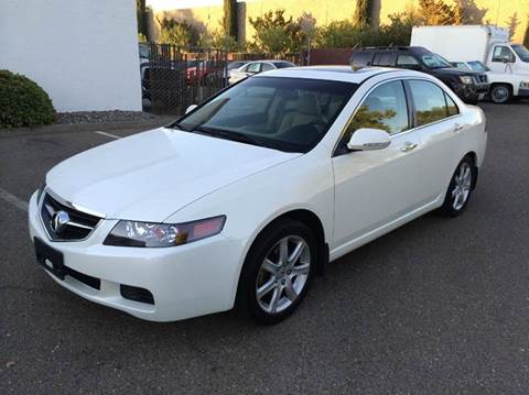 2005 Acura TSX for sale at C. H. Auto Sales in Citrus Heights CA