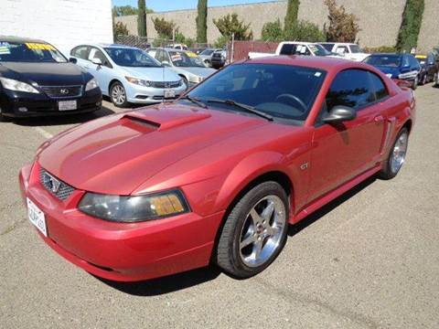 2002 Ford Mustang for sale at C. H. Auto Sales in Citrus Heights CA