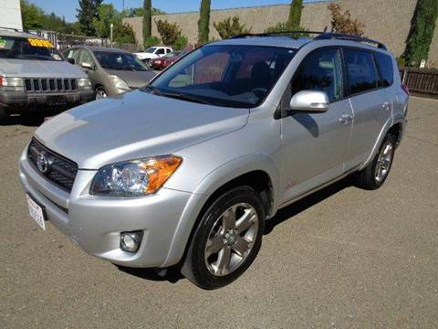 2011 Toyota RAV4 for sale at C. H. Auto Sales in Citrus Heights CA