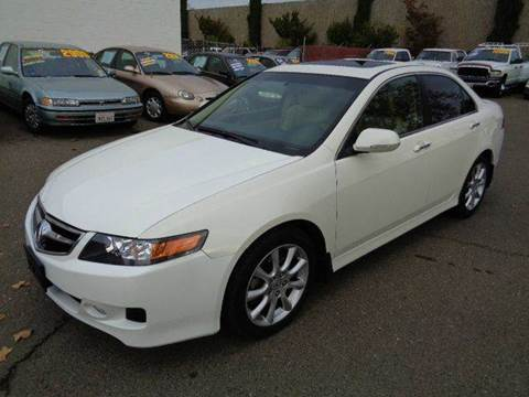 2008 Acura TSX for sale at C. H. Auto Sales in Citrus Heights CA