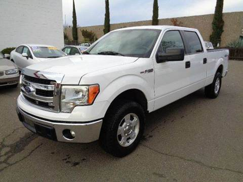 2012 Ford F-150 for sale at C. H. Auto Sales in Citrus Heights CA