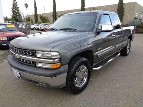 2002 Chevrolet Silverado 1500 for sale at C. H. Auto Sales in Citrus Heights CA