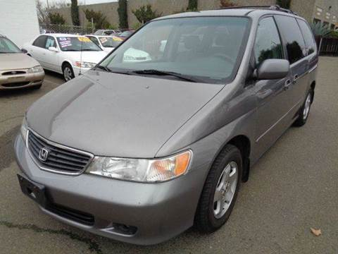 2000 Honda Odyssey for sale at C. H. Auto Sales in Citrus Heights CA
