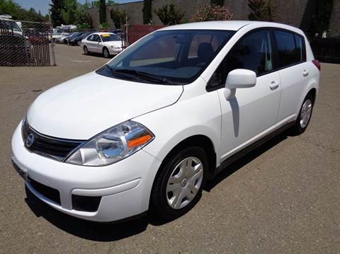 2010 Nissan Versa for sale at C. H. Auto Sales in Citrus Heights CA