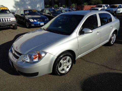2007 Chevrolet Cobalt for sale at C. H. Auto Sales in Citrus Heights CA