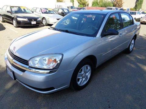 2004 Chevrolet Malibu for sale at C. H. Auto Sales in Citrus Heights CA