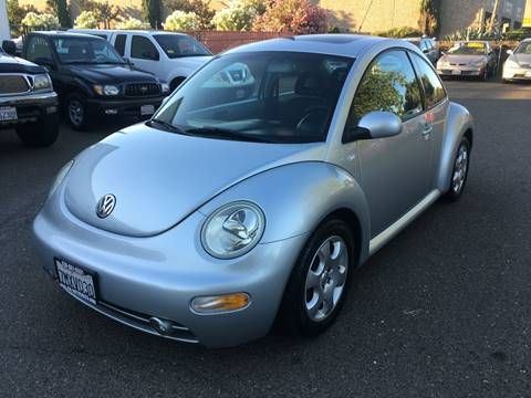 2002 Volkswagen New Beetle for sale at C. H. Auto Sales in Citrus Heights CA