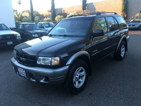 2002 Isuzu Rodeo for sale at C. H. Auto Sales in Citrus Heights CA