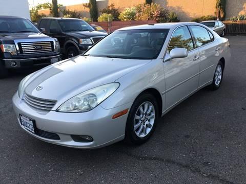 2003 Lexus ES 300 for sale at C. H. Auto Sales in Citrus Heights CA