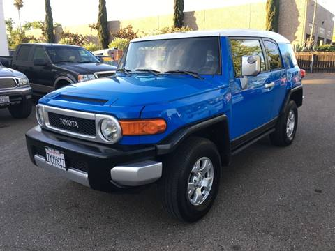 2007 Toyota FJ Cruiser for sale at C. H. Auto Sales in Citrus Heights CA