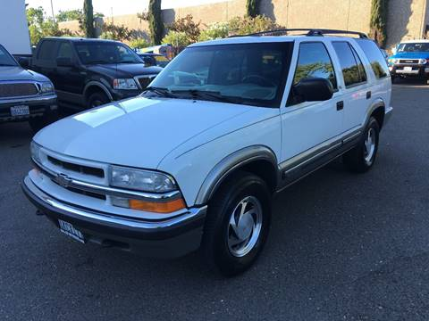 2000 Chevrolet Blazer for sale at C. H. Auto Sales in Citrus Heights CA