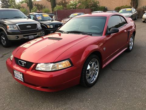 1999 Ford Mustang for sale at C. H. Auto Sales in Citrus Heights CA
