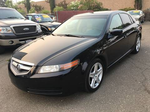 2006 Acura TL for sale at C. H. Auto Sales in Citrus Heights CA