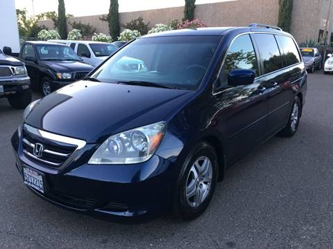2005 Honda Odyssey for sale at C. H. Auto Sales in Citrus Heights CA