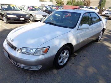 1999 Lexus ES 300 for sale at C. H. Auto Sales in Citrus Heights CA