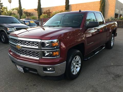 2014 Chevrolet Silverado 1500 for sale at C. H. Auto Sales in Citrus Heights CA