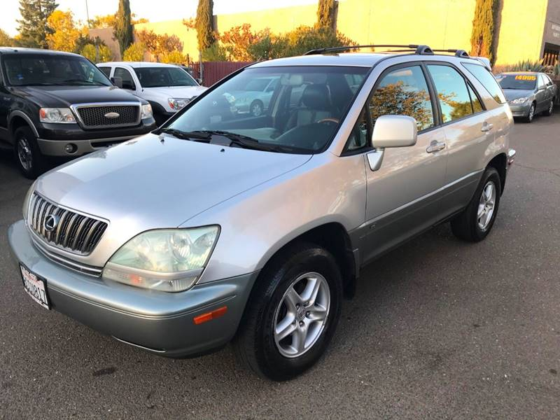 2002 lexus rx 300 awd 4dr suv in citrus heights ca - c. h. auto sales