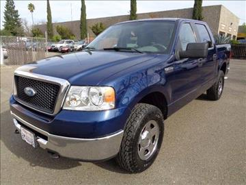 2007 Ford F-150 for sale at C. H. Auto Sales in Citrus Heights CA