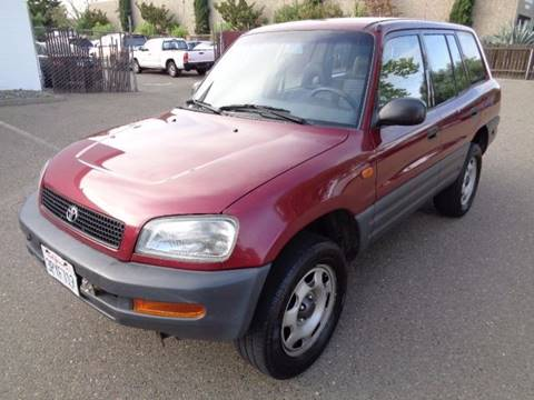 1996 Toyota RAV4 for sale at C. H. Auto Sales in Citrus Heights CA