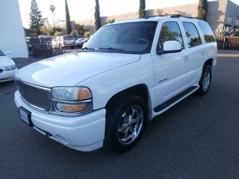 2004 GMC Yukon for sale at C. H. Auto Sales in Citrus Heights CA