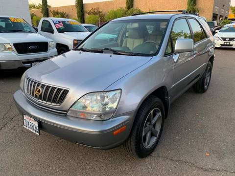2001 Lexus RX 300 for sale in Citrus Heights, CA