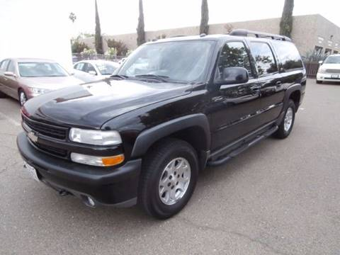 2004 Chevrolet Suburban for sale at C. H. Auto Sales in Citrus Heights CA