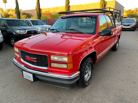 1995 GMC Sierra 1500 for sale in Citrus Heights, CA