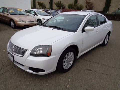 2011 Mitsubishi Galant for sale at C. H. Auto Sales in Citrus Heights CA