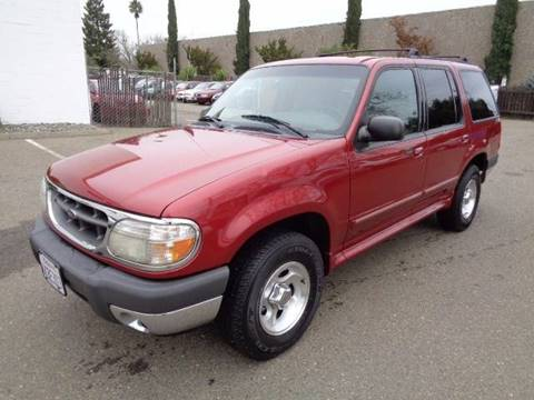 2000 Ford Explorer for sale at C. H. Auto Sales in Citrus Heights CA