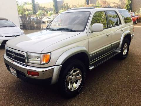 1996 Toyota 4Runner for sale at C. H. Auto Sales in Citrus Heights CA