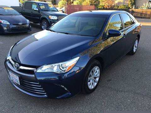 2015 Toyota Camry for sale at C. H. Auto Sales in Citrus Heights CA