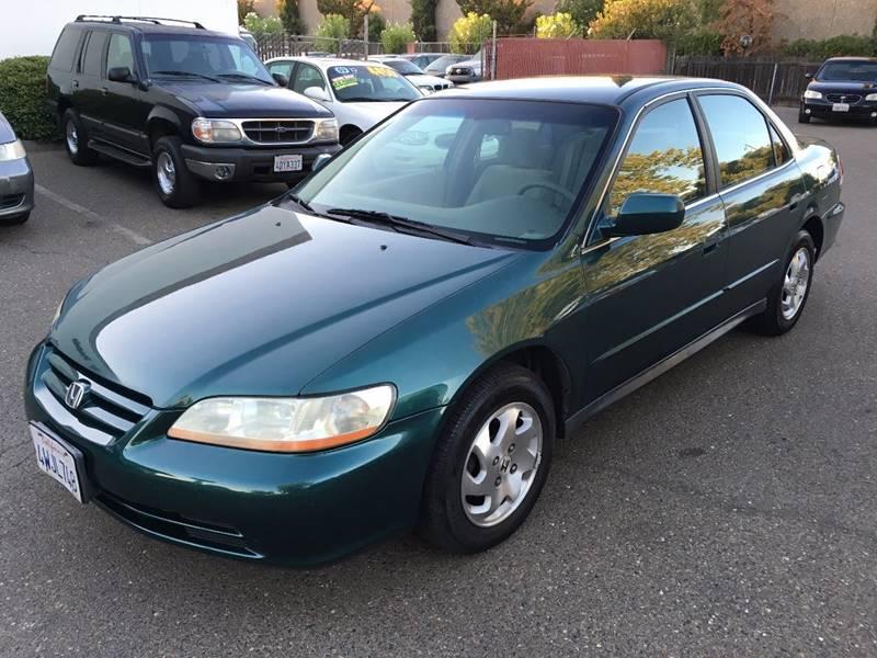 2002 honda accord lx 4dr sedan in citrus heights ca c h auto sales