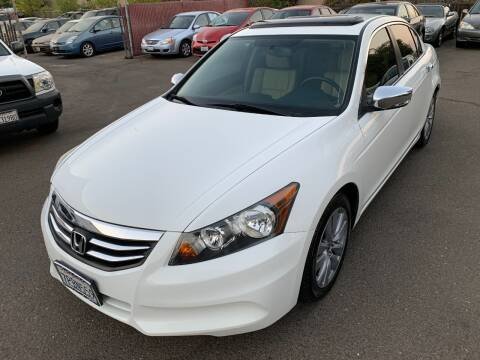 2011 Honda Accord for sale at C. H. Auto Sales in Citrus Heights CA