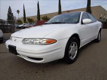 1999 Oldsmobile Alero for sale at C. H. Auto Sales in Citrus Heights CA