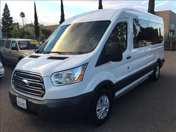 2015 Ford Transit Wagon for sale at C. H. Auto Sales in Citrus Heights CA