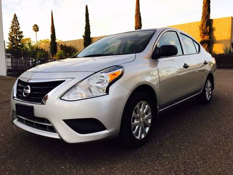 2015 Nissan Versa for sale at C. H. Auto Sales in Citrus Heights CA