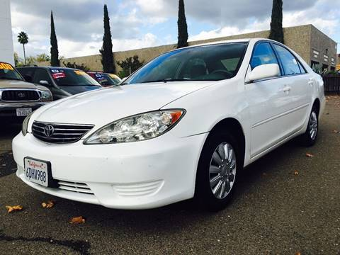 2005 Toyota Camry for sale in Citrus Heights, CA