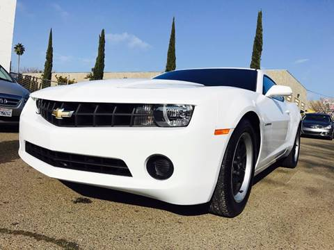 2013 Chevrolet Camaro for sale at C. H. Auto Sales in Citrus Heights CA