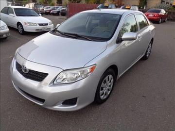 2009 Toyota Corolla for sale at C. H. Auto Sales in Citrus Heights CA