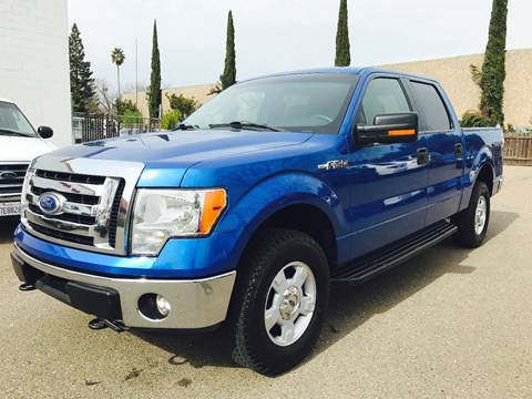 2011 Ford F-150 for sale at C. H. Auto Sales in Citrus Heights CA