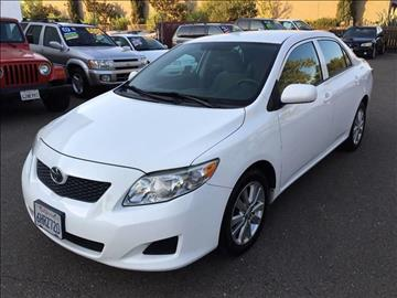 2010 Toyota Corolla for sale at C. H. Auto Sales in Citrus Heights CA
